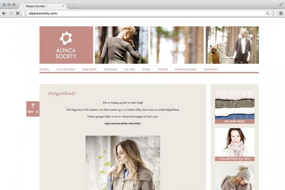 norsk nettside klær Elverum